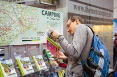 Immer mehr Deutsche wollen mit Campingurlaub dem hektischen Alltag entfliehen. (Foto: Fleet/Messe Stuttgart)