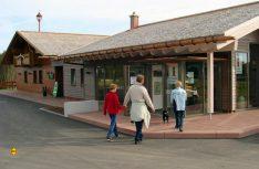 Im Besucherzentrum Freudenberg-Kniebis erhält man eine Vielzahl an Informationen über die Schwarzwaldhochstraße und die Region. (Foto: Freundenberg Tourismus)