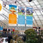 Messe Touristik & Caravaning in Leipzig  – Stellplatz-Gipfel und eine lange Genuss-Tafel