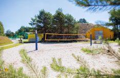 Mit den Jahren kamen immer mehr Möglichkeiten für Freizeitaktivitäten hinzu. Neben Beachvolleyballplätzen gibt es Tischtennisplatten, ein Indoor-Freizeitcenter und eine Mini-Safari für Kinder. (Foto: Tropical Islands)