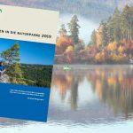 Reisen in die Naturparke 2019 – Broschüre Erlebnisreiche Zeiten