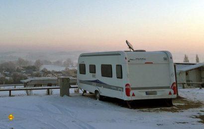 Das Wellness- und Ferienressort Vital Camping Bayerbach bei Bad Birnbach verwöhnt auch im Winter seine Gäste mit Fünf-Sterne-Komfort. (Foto: Roland Tanfeld)