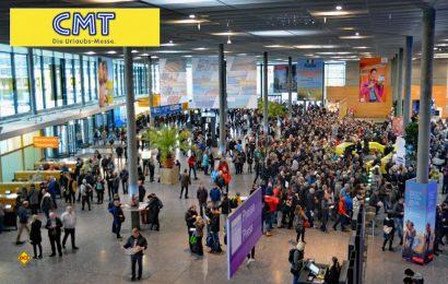 Zum dritten Mal in Folge ist die CMT Stuttgart zur besten Reisemesse Deutschlands gewählt worden. (Foto: det / D.C.I.)