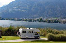 Um Land, Leute und das gesamte Angebot an Naturschönheiten im südlichsten Bundesland von Österreich intensiv kennen zu lernen, ist eine Reise mit dem Wohnmobil durch die Region der Seen und Berge mit Sicherheit die interessanteste Möglichkeit. (Foto: hcb / D.C.I.)