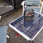 Zubehör ausprobiert – Solar-Konverter & Powerbank von Pearl