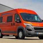 Peugeot Transporter Boxer mit noch mehr Sicherheit und Komfort