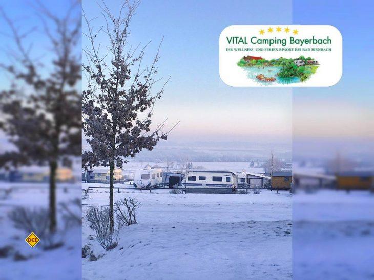 Vital urlauben: Viele Wellness-Möglichkeiten bietet das Vital Camping Bayerbach Ferienresort (Foto: Vital Camping Bayerbach)