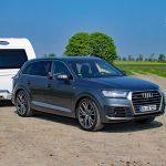 Kurz vorgestellt – Zugfahrzeug Audi Q7 3.0 TDI Quattro