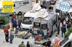 Erfolgreicher Messestart trotzt Winterwetter erwartet: Die Freizeit- und Reisemesse CMT 2019 in Stuttgart hat ihre Tore geöffnet. (Foto: Messe Stuttgart)