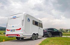 Sicherheitspreis 2019: Der DCC ist überzeugt, dass Knaus mit der innovativen Baureihe Deseo zeigt, wohin der Weg in Zukunft gehen muss. (Foto: Knaus)