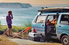 Speziell für den Outdoorbereich hat Dometic den neuen Mobil-Akku PLB40 entwickelt. (Foto: Werk)