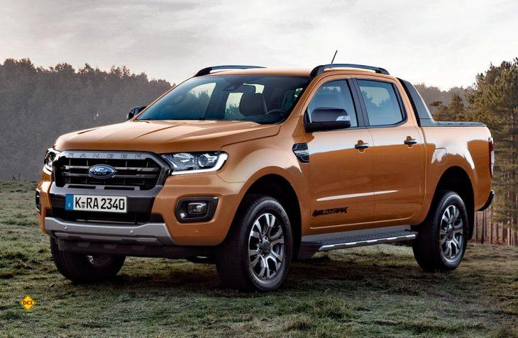 Ford hat seinen Pick Up-Bestseller Ranger komplett überarbeitet und mit neuen Motoren ausgestattet. (Foto: Werk)