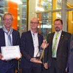Messesplitter CMT 2019 – DCC-Sicherheitspreis 2019 geht an Knaus Caravan Deseo