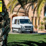 Messevorschau CMT 2019 – Mercedes-Benz im Zeichen des neuen Sprinter