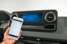 MBAC – Mit Mercedes-Benz Sprinter-Basis zum vernetzten Zuhause auf Rädern. (Foto: Werk)