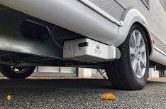Die Rangierhilfe easydriver pro von Reich lässt sich noch leichter, sicherer und einfacher an Hobby Caravans montieren. (Foto: Reich)
