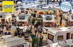 CMT 2019 in Stuttgart Ungebrochene Lust am Caravaning, volle Hallen, gute Geschäfte und über 260.000 zufriedene Besucher. (Foto: Messe Stuttgart)