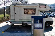 Die Region Stuttgart fördert die Einrichtung von Reisemobil-Stellplätzen. Hier der Platz in Weil der Stadt. (Foto: has / D.C.I.)
