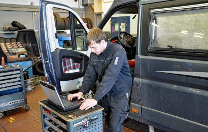 Ein regelmäßiger Chek-Up in der Werkstatt senkt die Unterhaltskosten. (Foto: det / D.C.I.)