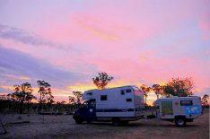 Durch Australien mit dem Reisemobil - eine echt abgefahrene Sache. (Foto: Abert, abenteuerosten.de)