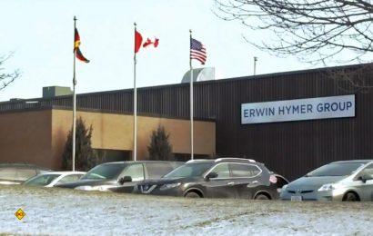 Hymer Nord Amerika hat am 15. Februar eine vorläufige Insolvenz angemeldet und alle Mitarbeiter entlassen. (Foto: CTV)
