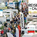 Messe Essen – Reise+Camping 2019 – Caravaning boomt weiter