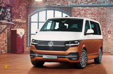Der neuen VW T6.1 hat jetzt alle gängigen Assistenzsysteme an Bord und fährt mit Dieselmotoren der Euro 6d temp Emmisionsklasse. (Foto: Werk)