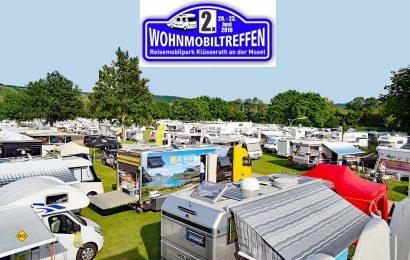 Das 2. Wohnmobiltreffen in Klüsserath bietet ein volles Programm im reizvollen Mobilpark direkt an der Mosel. (Foto: det / D.C.I.)