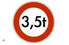 Die magische Gewichtsgrenze für Wohnmobile in Europa: 3,5 Tonnen zulässige Gesamtmasse. (Foto: MT-Archiv)