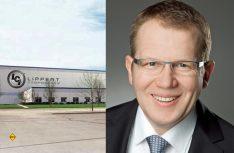 Gelungener Coup - Lippert Components, Inc. (LCI), amerikanischer Zubehör-Spezialist aus Elkhart / Indiana hat Jörg Reithmeier als Senior Advisor für die Geschäftsentwicklung bei LCI verpflichtet. (Foto: LCI)