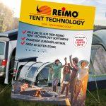 Erstausgabe – Reimo bringt neuen Zelte-Katalog 2019