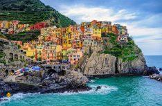 Ligurien ist wegen seiner Landschaft, der Architektur und Natur einer der schönsten Flecken Italiens. (Foto: fotolia.com © Boris Stroujko)
