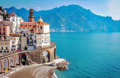 Hier beginnt der Mezzogiorno; der Süden Italien: Kampanien. (Foto: fotolia.com © pfeifferv)