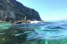 Definitiv sehenswert: Die Grotta dello Scheletro, die nur wenige Minuten Fahrt nördlich des Campinplatzes Formcoli entfernt ist. (Foto: instagram.com © sernaprofumeriamerceria)