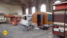 Der Oldie-Camping-Club Deutschland e. V. (OCCD) hegt und pflegt die Relikte aus den Anfangsjahren der Camping-Bewegung mit viel Engagement. (Foto: tom/DCI)