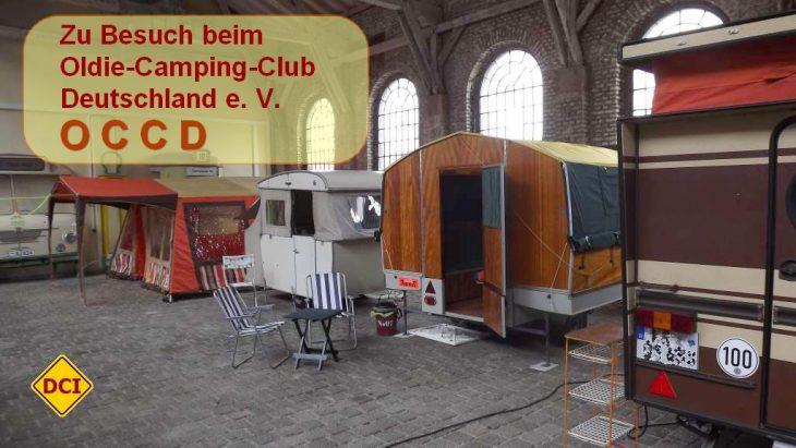 Der OCCD bemüht sich um den Erhalt und die Pflege von Campingfahrzeugen und Zelten aller Art. (Foto: tom/DCI)