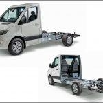 Al-Ko-Chassis jetzt auch für den Mercedes-Benz Sprinter Triebkopf verfügbar