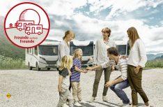 Einsteiger-Aktion für Camper und deren unerfahrene Freunde – Dethleffs Reisemobilisten begleiten Neulinge und bekommen als Tandem Vorteilspreise auf Campingplätzen und bei McRent. (Foto: Dethleffs)