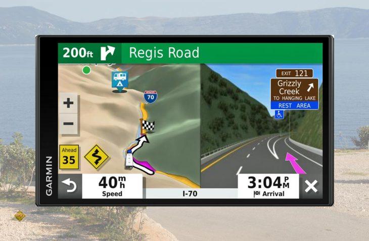 Das neue Camper-Navigationsgerät 780 MT-D von Garmin bietet hilfreiche Navigations- und Sicherheitsfunktionen, sowie fahrzeugspezifische Warnungen, Wlan und ein breites Angebot an POIs. (Foto: Werk)