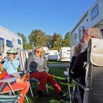 Niederrheinische Reisemobiltage – Camping-Trödelmarkt in Goch