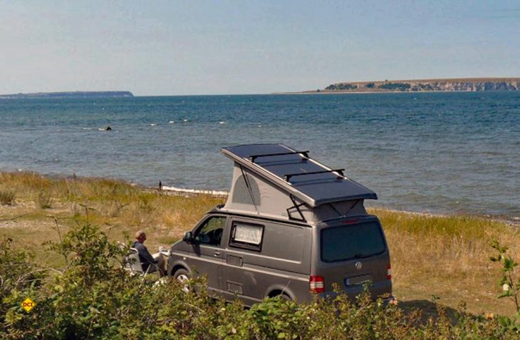 Die schwedische Insel Gotland hat die meisten Sonnenstunden in Schweden und gilt als Wohnmobil-Paradies. (Foto: Custom Bus)