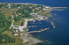 Malerisches und beschauliches Seebad: Ljugarn: (Foto: Gotland Tourismus)