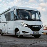 Hymer stellt sein neues Top-Modell Hymermobil B-Klasse MasterLine für 2020 vor