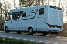Die automotive Heckpartie ist nun bei allen Premoum-Modellen der B-Klasse zu finden. (Foto: Werk)