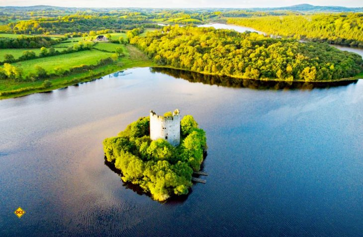 Irland und Wohnmobil passen prima zusammen: Die Grüne Insel ist bestens für Reisemobil-Touren geeignet. (Foto: Ireland Tourism)