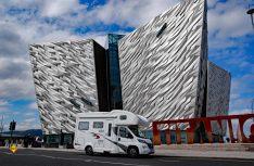 Ein Muss beim Besuch von Belfast: Das Titanic-Museum. (Foto: det / D.C.I.)
