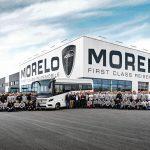 Morelo Erfolgsgeschichte – Reisemobil Nummer 2.000 ist reisebereit