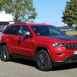 Kurz vorgestellt – Zugfahrzeug Jeep Grand Cherokee Trailhawk