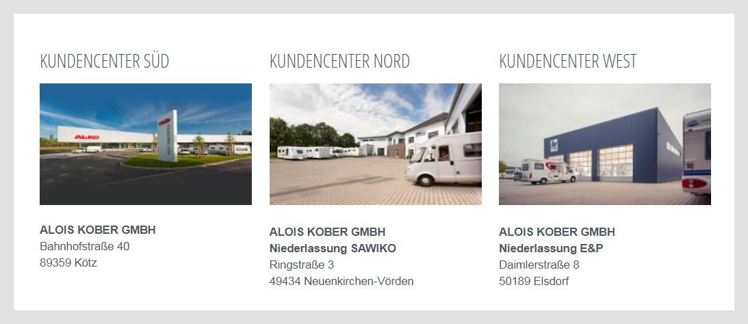 Drei Kundencenter mit qualifizierten Mitarbeitern stehen den Kunden von AL-KO Tech in Deutschland zur Verfügung. (Foto: Werk)
