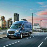 Neuer Ford Transit – Weniger Gewicht – mehr Nutzlast